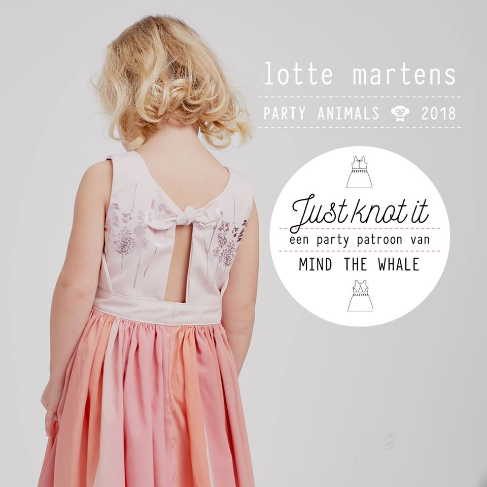 Lotte Martens Sewing Patterns: Mind The Whale – Atelier Lotte Martens